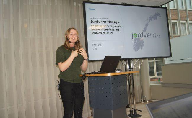 Therese Hugstmyr Woie nyvalgt leder i Natur og Ungdom